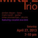 Mike Z trio